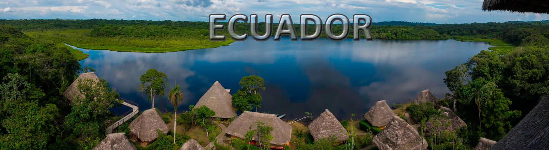 Viaje organizado a Ecuador