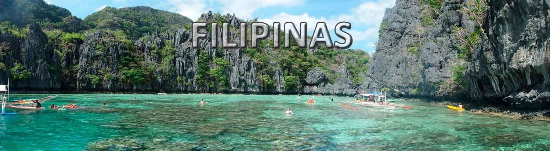 Viaje organizado a Filipinas