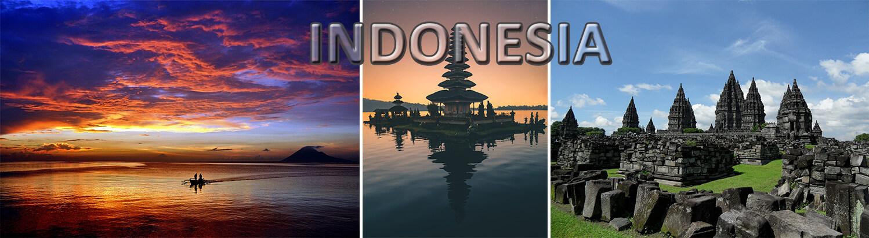 Viaje organizado a Indonesia