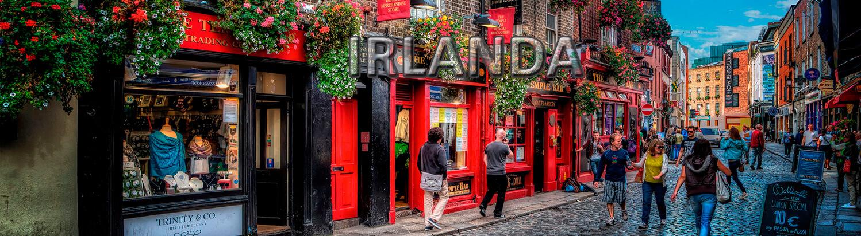 Viaje organizado a Irlanda
