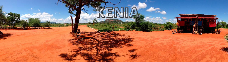 Viaje organizado a Kenia