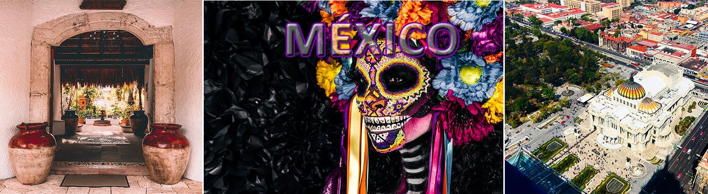 Viaje organizado a México
