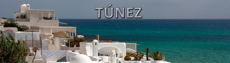 Viaje organizado a Túnez